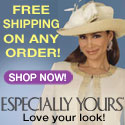 Especially Yours Free Shipping
