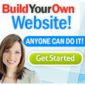 Your own website in minutes!
