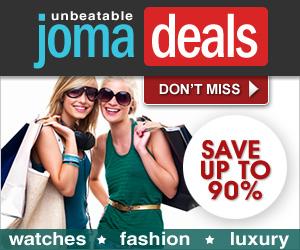 Jomashop.com & JomaDeals.com