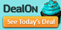 DealOn Cupcake 120x60