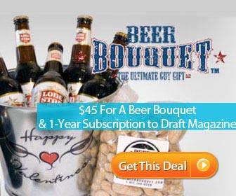 Draft Magazine & Beer Bouquet