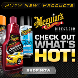 Check Out What's HOT at MeguiarsDirect.com!