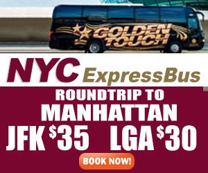 New York City Airport Shuttles