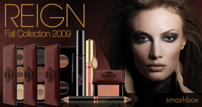 Smashbox Reign Fall 2009 Collection