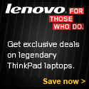 Shop Lenovo ThinkPad Offers