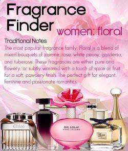 FragranceFinderWomenFloralFragrnaces