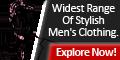 Pick up a unique men's clothing gift!