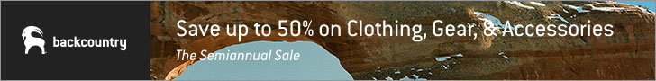 40% to 60% Off Memorial Day Sale at Backcountry.co