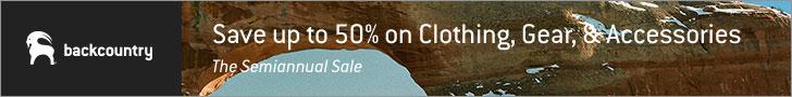 Backcountry.com December Sale