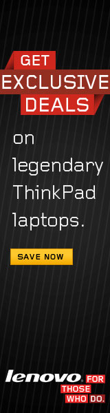 Shop Lenovo ThinkPad eCoupons