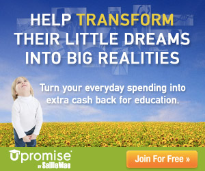 Upromise_Turn Little Dreams Into Big Realities