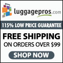 Get Your Luggage at Luggage Pros!