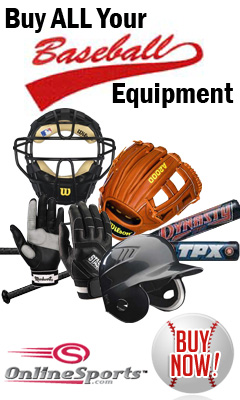 Free Shipping on 1,000's Baseball Items!
