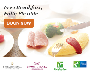 Free Breakfast with IHG Hotels