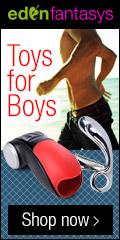 Eden Fantasys Gay Sex Toys