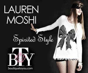 Boutique to You, Celebrity Fashion, Lauren Moshi