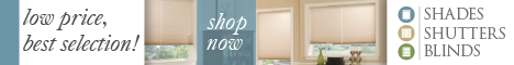 Shades Shutters Blinds - Low Price, Best Selection!
