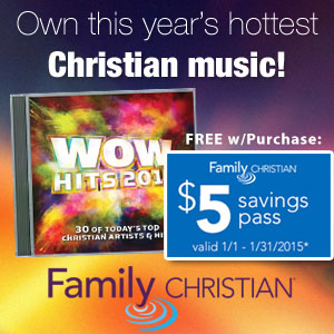 WOW Hits 2015: This year's hottest Christian Music!