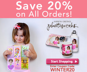 PhotoWorks Coupon Code