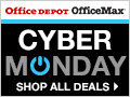 Deals on OfficeDepot and OfficeMax Cyber Monday Deals Live Now!
