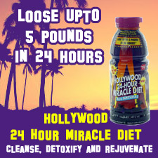 Hollywood Diet 24 Hour Miracle