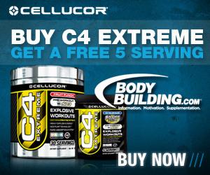 Cellucor C4 Extreme 300x250