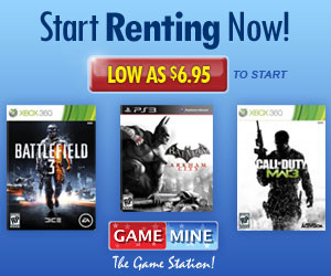 Rent Games for $6.95!