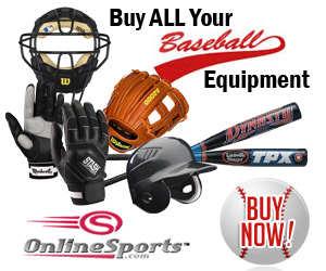 Free Shipping on 1,000's of Baseball Items!