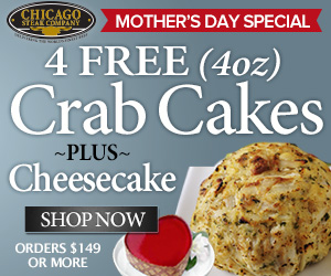 Chicago Steak Company - Mother's Day  Special