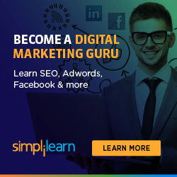 250x250 Digital Marketing Certified Associate - Learn & More