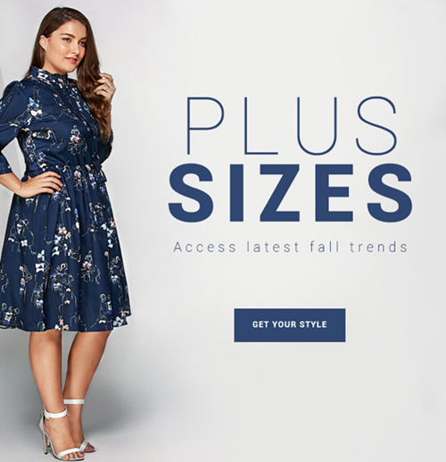 Always Popular Plus Sizes