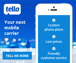 Tello mobile discount coupon