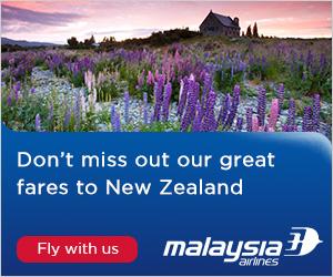 Getaway to NZ