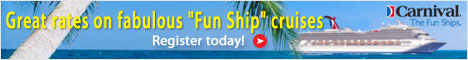 Enjoy the Holiday season with Fun Ships Specials at Carnival - Click Here