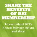 REI Membership!