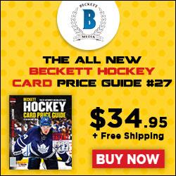 Beckett Media Hockey Card Price Guide #27
