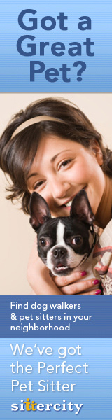 Need a petsitter? We've got hundreds of thousands!