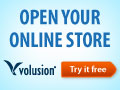 Sell online with Volusion