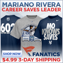 Get your Mariano Rivera