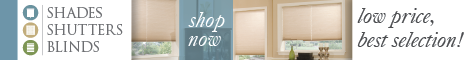 Shades Shutters Blinds - Low Price, Best Selection! Shop Now!