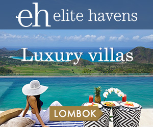 luxury villas in Lombok
