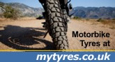 best rates on all motorcycle tyres, delieved to your door