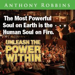 Tony Robbins - UPW 3 250x250
