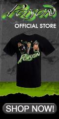 Poison Official Merchandise