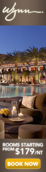 Experience Luxury at Wynn Las Vegas