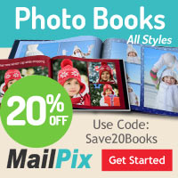 MailPix.com Photo Books