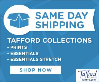 Tafford scrubs sale
