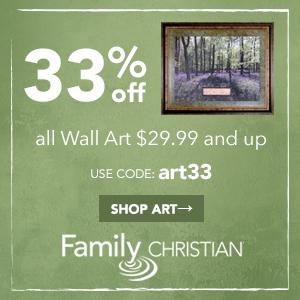 33% Wall art $29.99 and up with coupon code wallart33