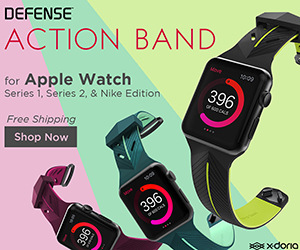 Image for Action Band for Apple Watch- 38mm & 42mm