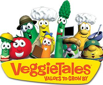 VeggieTales - Healthy Family Entertainment!